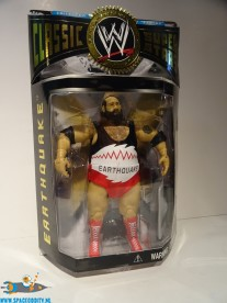 WWE Classic Superstars Earthquake actiefiguur
