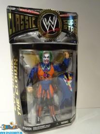 WWE Classic Superstars Evil Doink The Clown actiefiguur