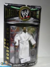 WWE Classic Superstars The Godfather actiefiguur