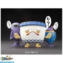 Yo-Kai Watch bouwpakket Jimi , Murikabe & Hikikoumori
