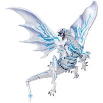 Yu-Gi-Oh! Revoltech actiefiguur Blue Eyes White Dragon