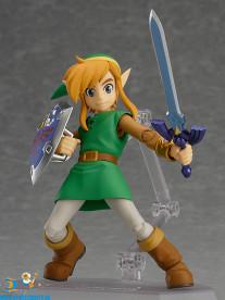 Zelda Link Figma 284 actiefiguur