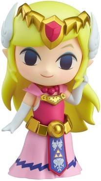 Zelda Nendoroid 620 The Legend of Zelda The Wind Walker HD​