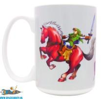 The Legend of Zelda beker / mok Ocarina of Time 3d grijs