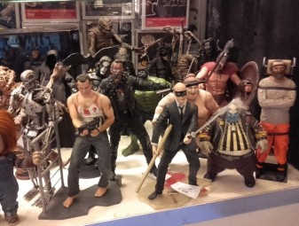 Movie Maniacs action figures