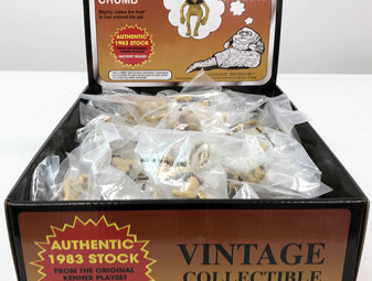 Star Wars vintage Salacious Crumb action figure