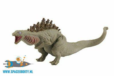 Godzilla soft vinyl figuur Godzilla second form