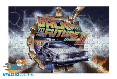 Back to the Future 2 puzzel