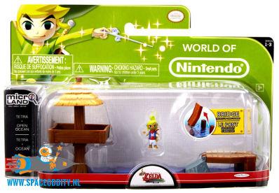 te koop, The legend of Zelda Micro Land pack Tetra set
