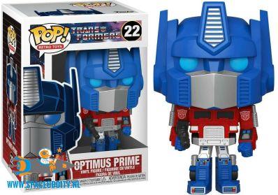 Pop! Transformers vinyl figuur Optimus Prime