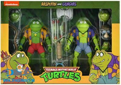 amsterdam-toy-store-geek-nerd-TMNT Turtles actiefiguren Genghis & Rasputin