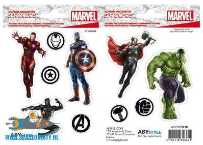 Marvel Avengers stickers