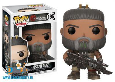 Pop! Games Gears of War Oscar Diaz
