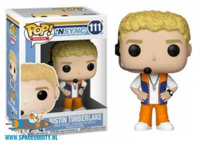 Pop! Rocks NSYNC vinyl figuur Justin Timberlake