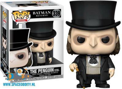 Pop! Heroes vinyl figuur The Penguin (Batman Returns)