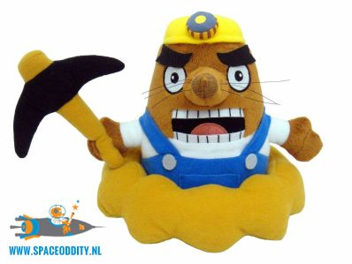 Animal Crossing pluche Mr. Resetti