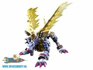 Digimon figure rise standard Metal Garurumon (amplified) non scale bouwpakket