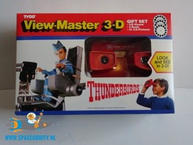​Thunderbirds View-Master 3-D gift set