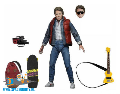 Back to the Future actiefiguur Ultimate Marty McFly