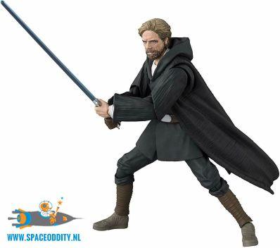 Star Wars S.H.Figuarts Luke Skywalker Battle of Crate ver. actiefiguur