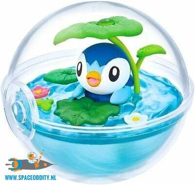 Pokemon Re-Ment terrarium collectie 9 Piplup