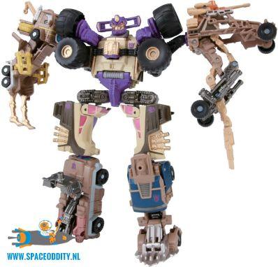 Transformers United EX-03 Roadmaster Prime Mode