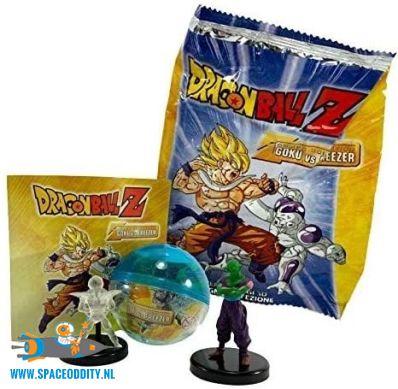 Dragon Ball Z gashapon blind bag verpakking met 2 figuurtjes