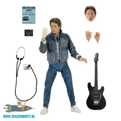 action-figure-store-amsterdam-nederland-Back to the Future actiefiguur Ultimate Marty McFly (audition)