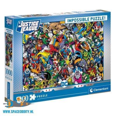 te koop-winkel-amsterdam-speegoed-DC Justice League; impossible puzzel