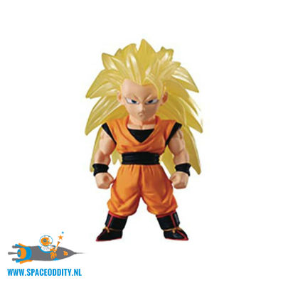 te koop, anime, winkel, nederland, Dragon Ball Adverge series 10 : Super Saiyan 3 Goku figuurtje
