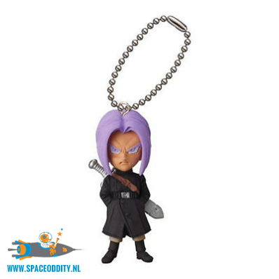 ​Dragon Ball mascot keychain UDM 21 Trunks Xeno