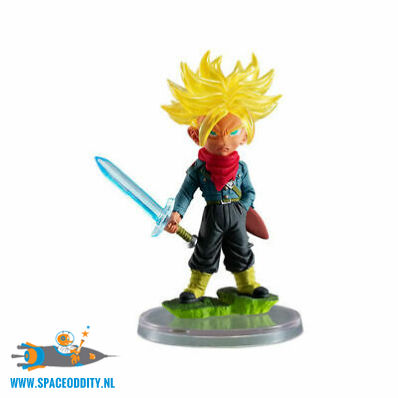 te koop, winkel, nederland, Dragon Ball Super gashapon UG 02 Super Saiyan Future Trunks