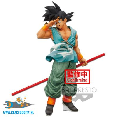 Dragon Ball Super Master Stars Piece Son Goku pvc figuur