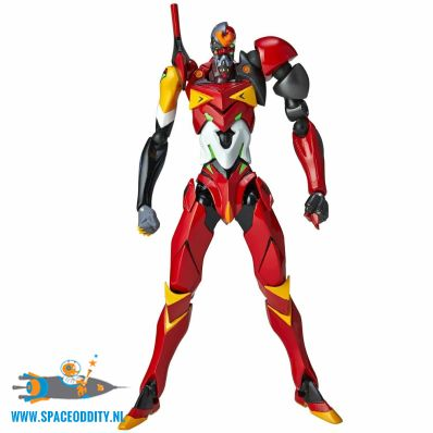Evangelion Evolution Revoltech actiefiguur Production Model-02 Gamma