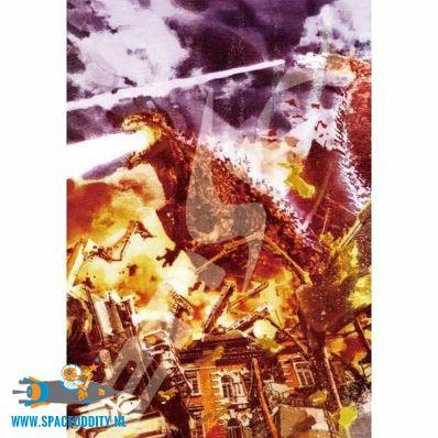 Godzilla puzzel Yoshihito Sugahara Works Operations Yashiori