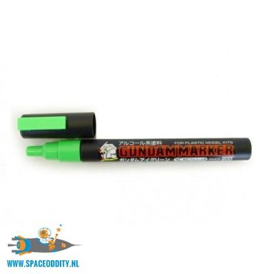 Gundam Marker GM09 Fluorescent Eye Green