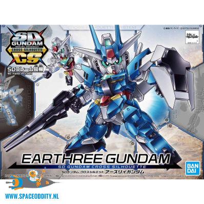 amsterdam, tekoop, nederland, winkel, Gundam SD Cross Silhouette 15 Earthree Gundam