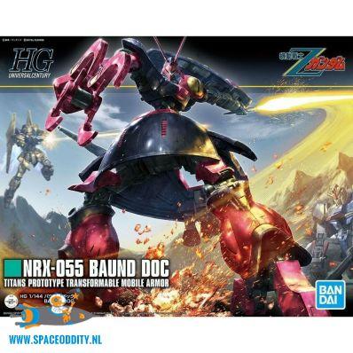 Gundam Universal Century 235 NRX-055 Baund Doc
