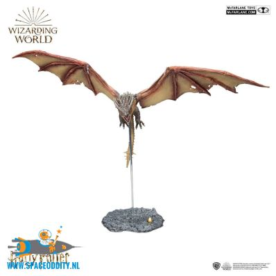 Amsterdam, action, figure, store, Harry Potter actiefiguur Hungarian Horntail