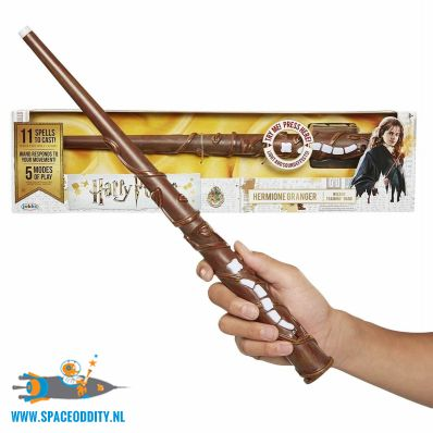 Harry Potter electronic wand Hermione Granger