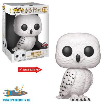 Harry Potter Pop! Hedwig vinyl figuur super sized edition 25 cm