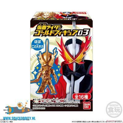 Kamen Rider gold figure series 03 blind box figuurtje