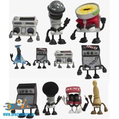 Kidrobot Bent Worls Beats blind box vinyl figuur