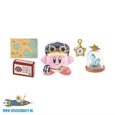 Kirby Re-Ment Dreamy Gear serie Kirby Space Oddity Amsterdam