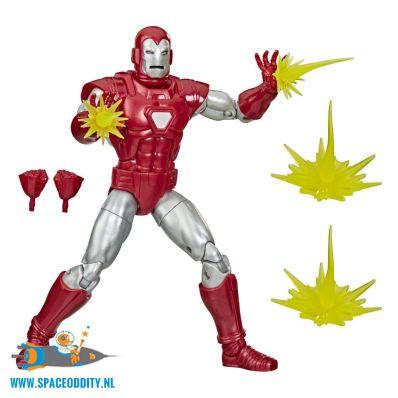 Marvel Legends actiefiguur Silver Centurion (Iron Man)
