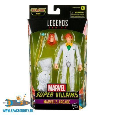 Marvel Legends super villains actiefiguur Marvel's Arcade
