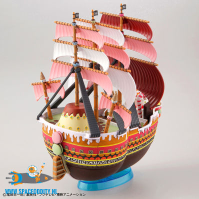 One Piece bouwpakket Queen-Mama Chanter grand ship collection 13