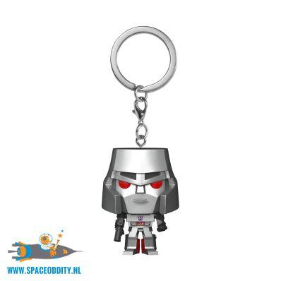 Pocket Pop! Transformers sleutelhanger Megatron