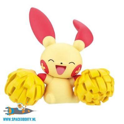 Pokemon Minna de Ouen mascot serie Plusle