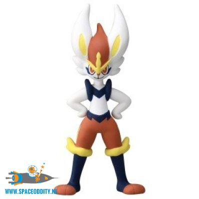 Pokemon monster collection MS 35 Cinderace space oddity amsterdam